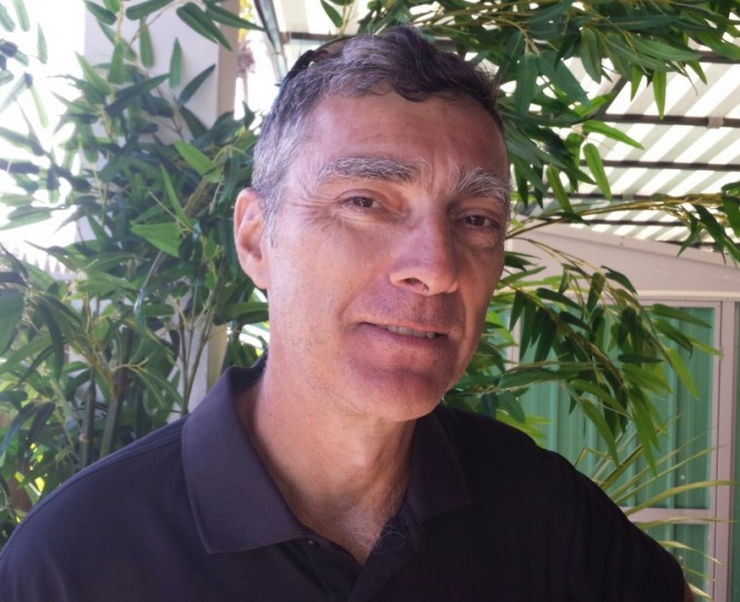 Etienne Boutin - Owner and Manager of Asia Pacific Superyachts Tahiti