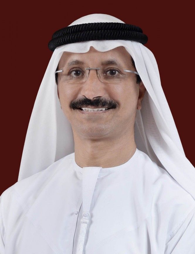 H.E Sultan Bin Sulayem, Chairman of Dubai Ports, Customs and Free Zone Corporation and President of DMCA