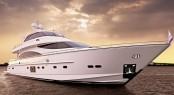 Horizon E88 Yacht