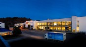 Jotun's Vindal factory, opened in March 2012. Photo by Morten Rakke and Jotun