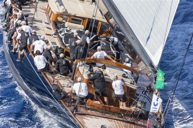 LIONHEART (NED), OVERALL WINNER IN J-CLASS DIVISION - Photo Rolex:Carlo Borlenghi