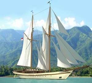 65m Traditional Phinisi Yacht LAMIMA to be completed in October