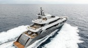 Luxury super yacht LOW PROFILE by The Italian Sea  Group - a Tecnomar Nadara 40 Yacht