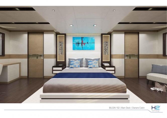Luxury superyacht Bilgin 152 by Bilgin Yachts