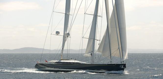 Luxury superyacht MONDANGO 3 - Image credit to Chris Lewis