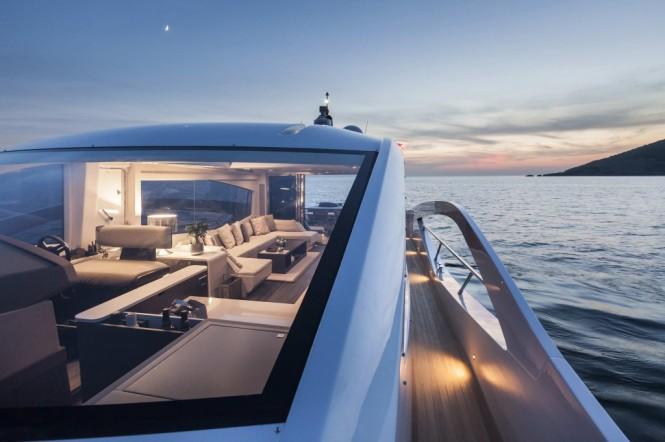 Luxury yacht Magneto - Exterior
