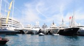 Monaco Yacht Show 2014 - Photo credit to Peter Franklin