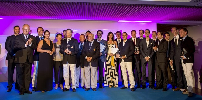 Monaco Yacht Show Awards Ceremony