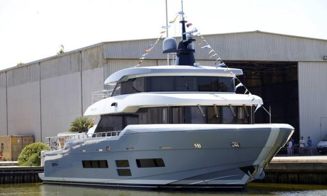 Oceanic 90 super yacht TSA TSA (ex Dolce Vita)