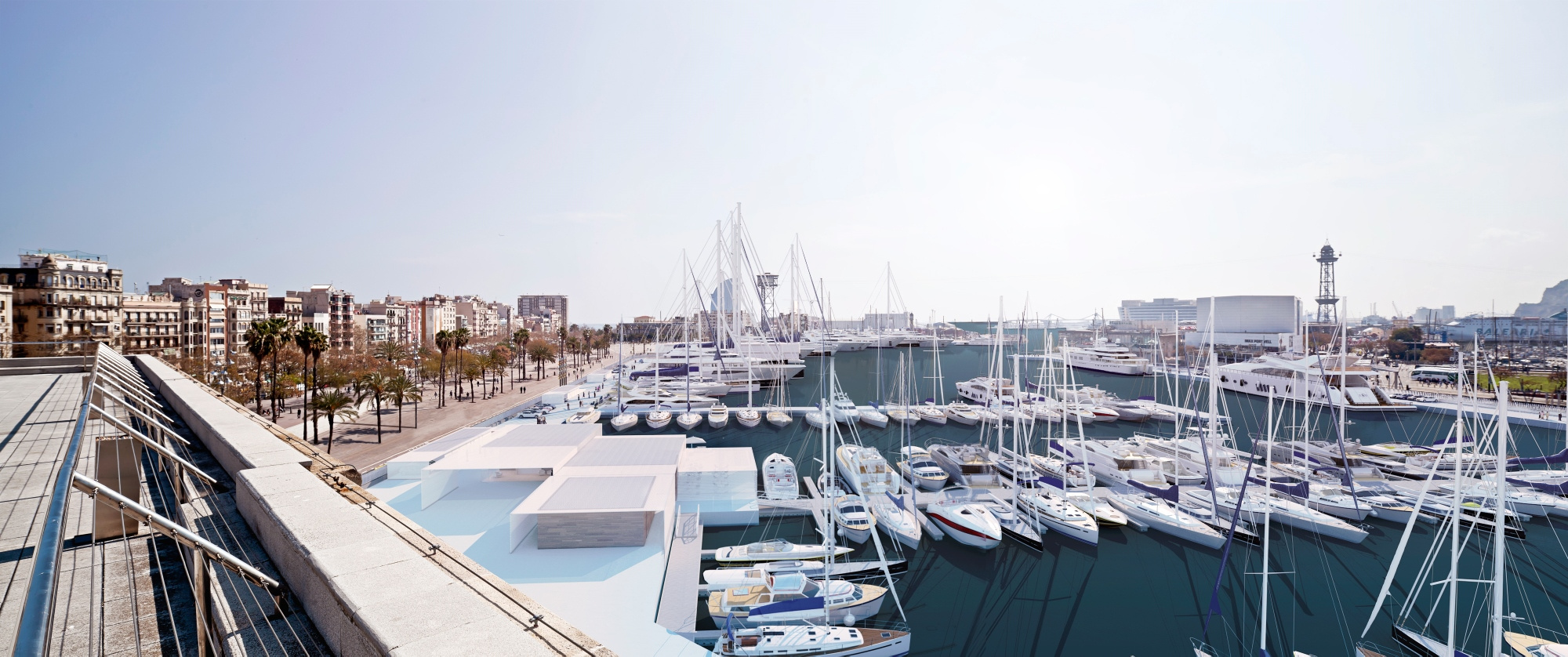 Oneocean club in barcelona to launch in november 2014 for Oneocean club barcelona