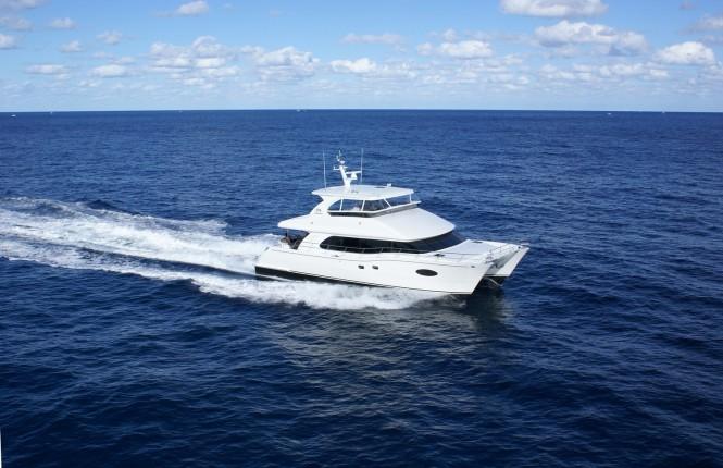 PC60 Power Catamaran