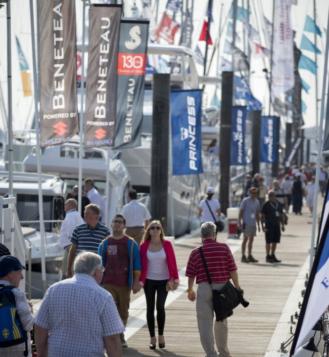 PSP Southampton Boat Show 2014 a Huge Success