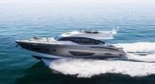 Princess S72 Yacht to make her European debut at the Cannes Yachting Festival