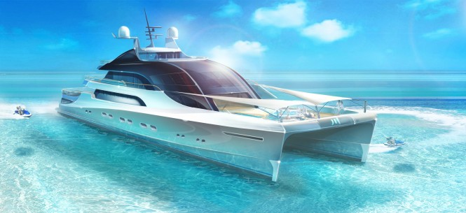 Project Chuan Yacht