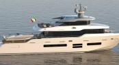Rendering of Oceanic 90 motor yacht DOLCE VITA