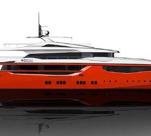 Mondo Marine announces sale of 50m motor yacht Project M50