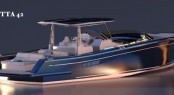 Sagitta 42 yacht tender by Camper and Nicholsons Yachts