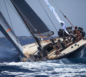 Claasen Yachts Firefly and Lionheart Triumph at the 2014 Maxi Yacht Rolex Cup