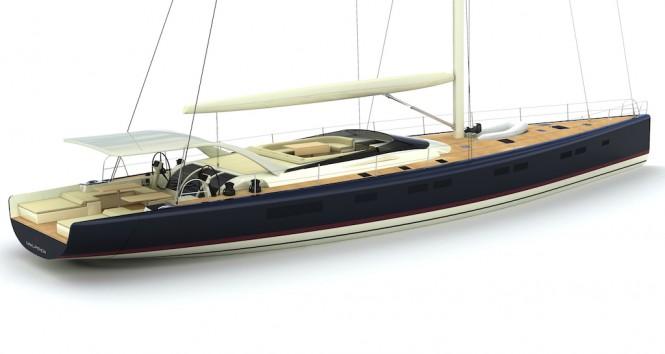 Sailing Yacht NAKUPENDA