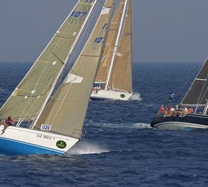 Rolex Swan Cup 2014 to mark 30th anniversary of relationship between Rolex, Nautor's Swan and YCCS