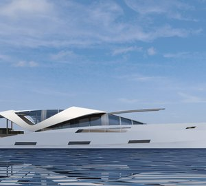 Oxygene Yachts Air range to be presented at this month's Cannes Yachting Festival