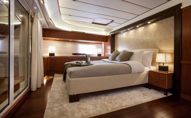 Swan 105 RS Yacht - Cabin Photo by Nautors Swan and Eva-Stina Kjellman