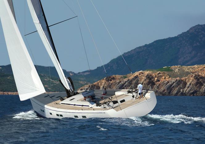 Swan 95 FD yacht - Image credit to Nautor's Swan