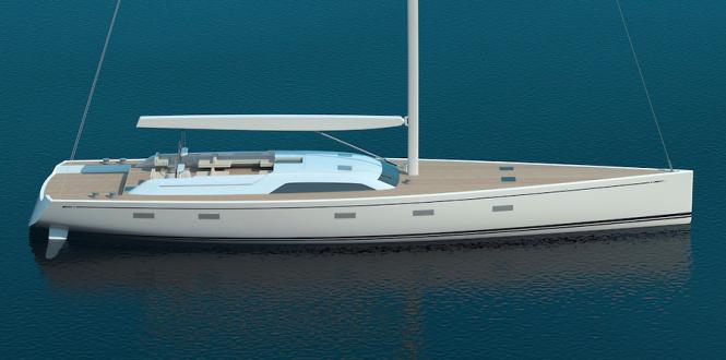 Swan 95 S yacht - Image courtesy of Nautor's Swan