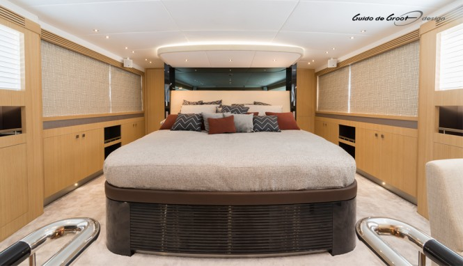 The Next Episode Yacht - Cabin