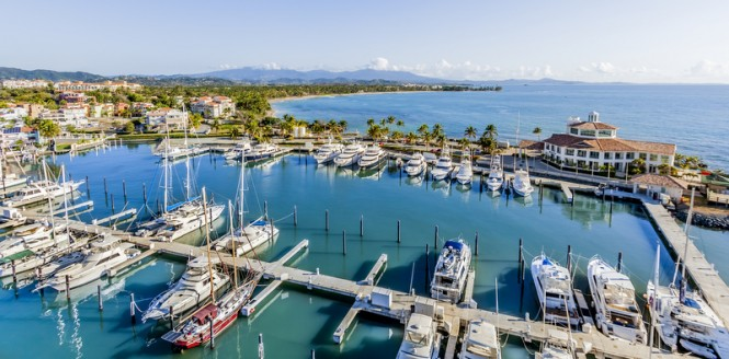 The Yacht Club Marina
