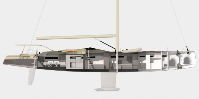 V80 Vismara Marine yacht NAKUPENDA