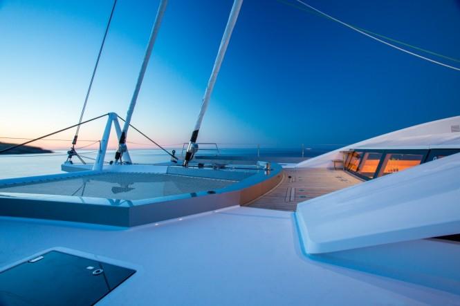 WindQuest superyacht - Exterior