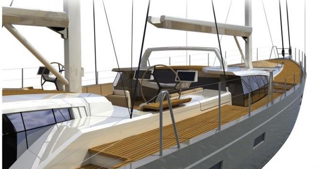 100' JFA luxury yacht concept