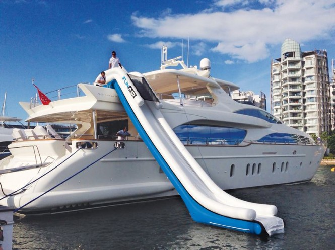 Water Toys Luxury Yacht Charter Amp Superyacht News