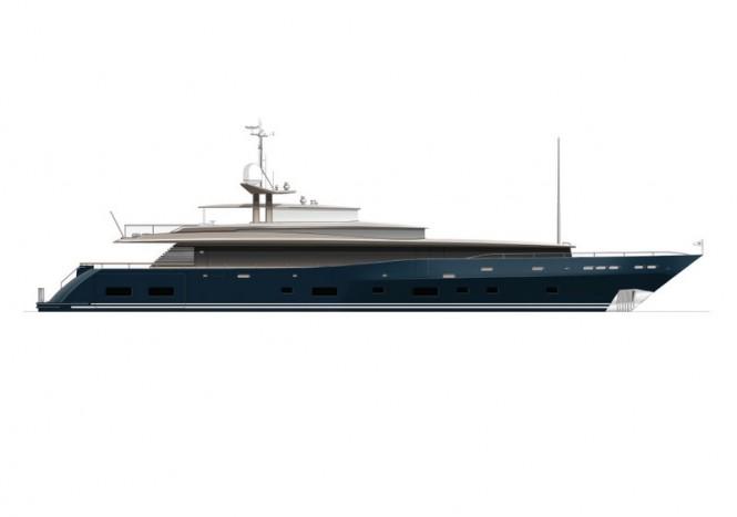 Alloy motor yacht MY47