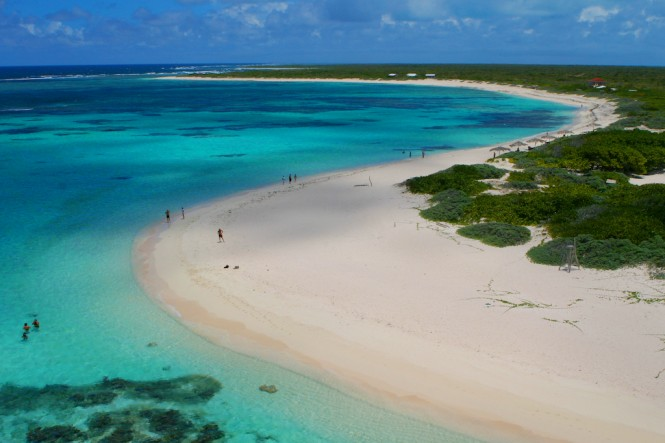 Anegada -  Photograph credit to BVI Tourist Board