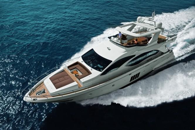 Azimut Flybridge 84 Yacht