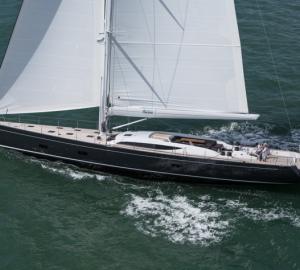 ISS Design Award 2014 for sailing yacht INUKSHUK managed by MCM
