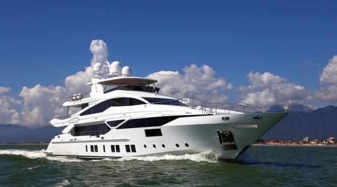 Benetti Veloce 140' Yacht
