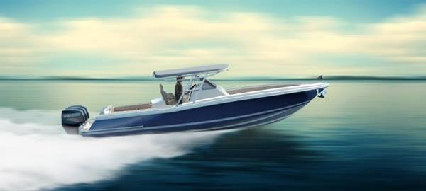 Catalina 34 superyacht tender by Chris-Craft
