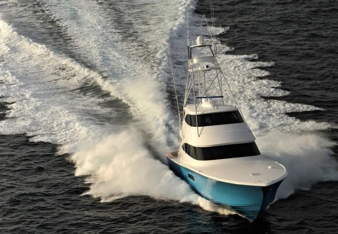 New Rolls Royce Engine Selected To Power Viking 92 Enclosed Bridge Convertible Motor Yacht SCOOTER