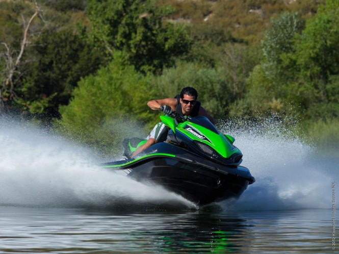 Expo 2014 has also confirmed the official Queensland release of the highly anticpated limited edition 2015 Kawasaki Ultra 310R jet ski