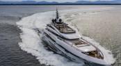 FR028 motor yacht POLARIS by Rossinavi