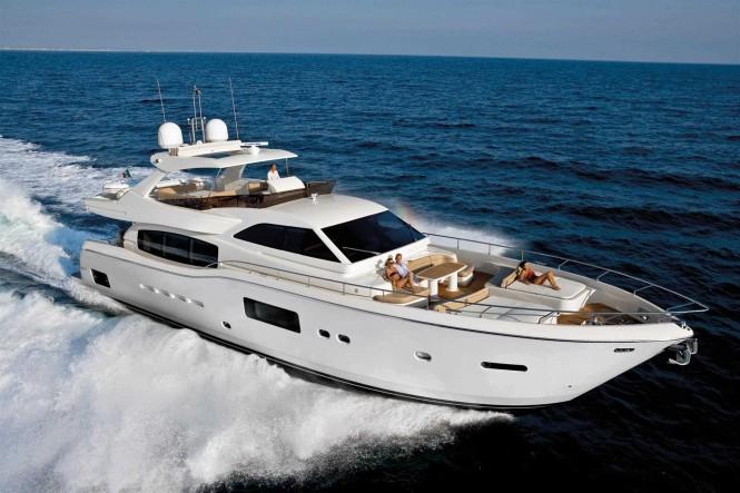 Ferretti 840 Altura Yacht