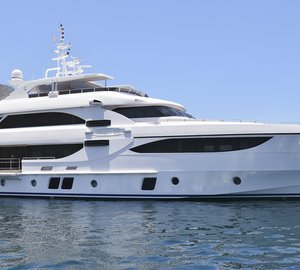 Gulf Craft motor yacht Majesty 135