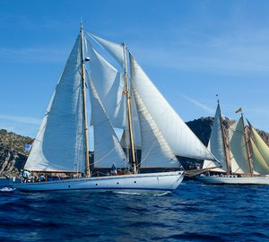 First ever Ibiza Rendezvous Superyacht Regatta a Huge Success