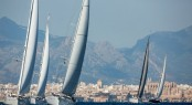 Last Day of Oyster Palma Regatta 2014