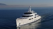 Luxury motor yacht Grace E by Perini Navi
