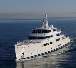 Perini Navi to attend FLIBS 2014 with motor yacht GRACE E and sailing yacht SEAHAWK on display