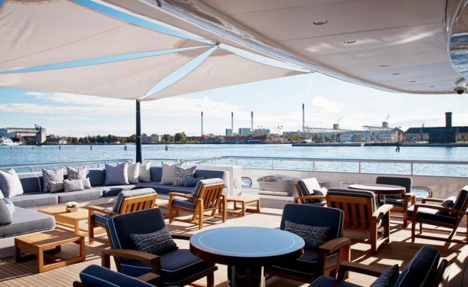 Luxury yacht Odessa - Exterior